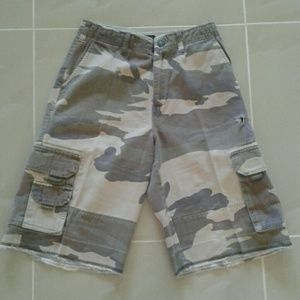 Cherokee Camo Shorts